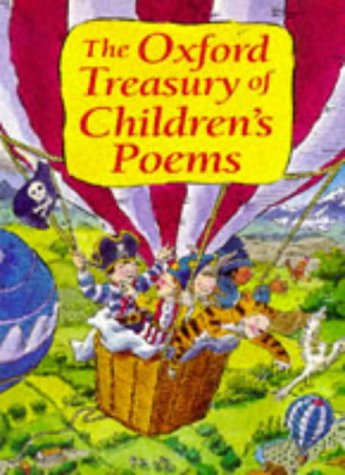 9780192761347: The Oxford Treasury of Children's Poems