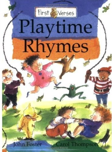 9780192761637: PLAYTIME RHYMES