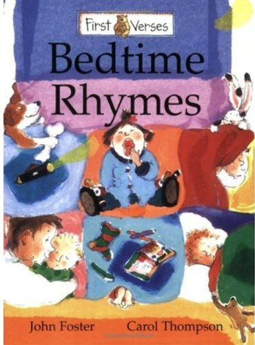 9780192761668: BEDTIME RHYMES (First Verses)