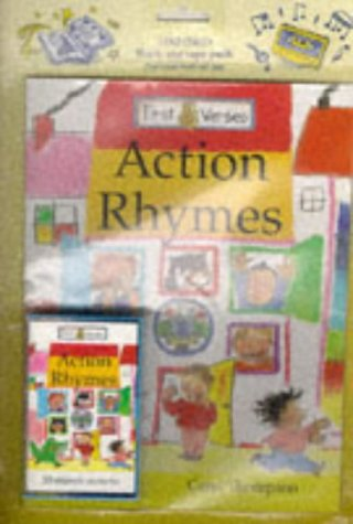 9780192761798: First Verses: Action Rhymes