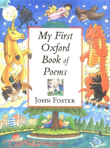 9780192762016: My First Oxford Book of Poems