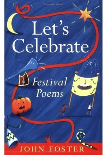 9780192762108: Let's Celebrate: Festival Poems