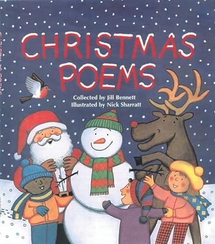 Christmas Poems: Jill Bennett