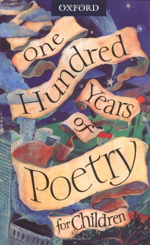 9780192762580: One Hundred Years of Poetry for Children