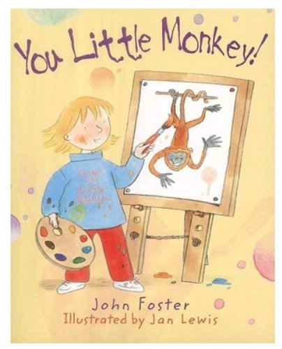 9780192762597: You Little Monkey!: And Other Poems for Young Children