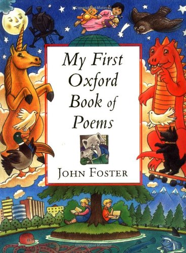 9780192762740: My First Oxford Book of Poems