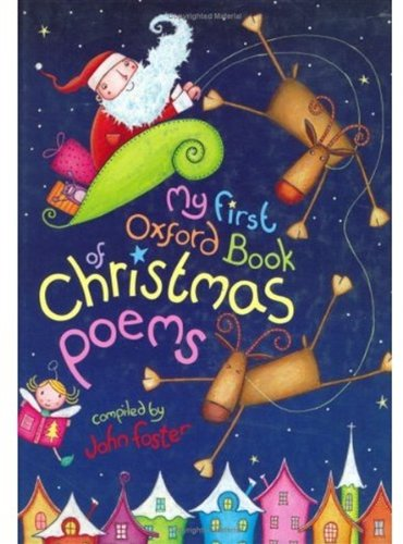 9780192762986: My First Oxford Book of Christmas Poems