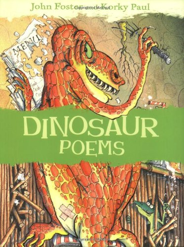 9780192763051: Dinosaur Poems
