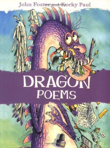 9780192763075: Dragon Poems