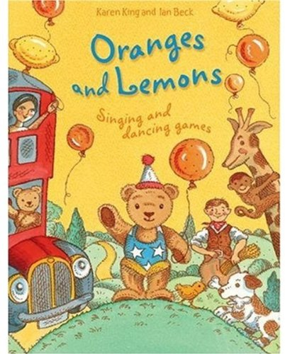 9780192763198: Oranges and Lemons: Singing and Dancing Games