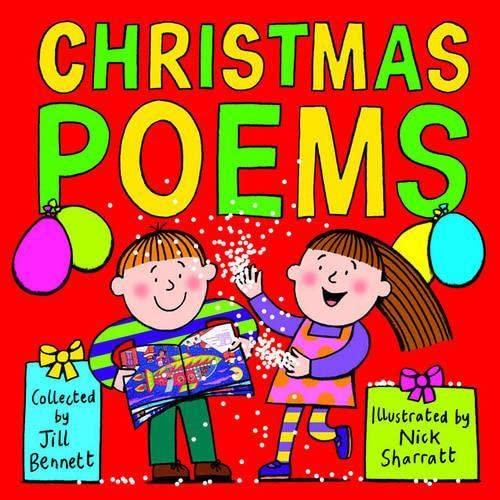 Christmas Poems: Jill Bennett, Nick