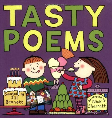 9780192763242: Tasty Poems