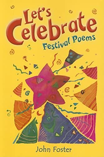 9780192763297: Let's Celebrate: Festival Poems