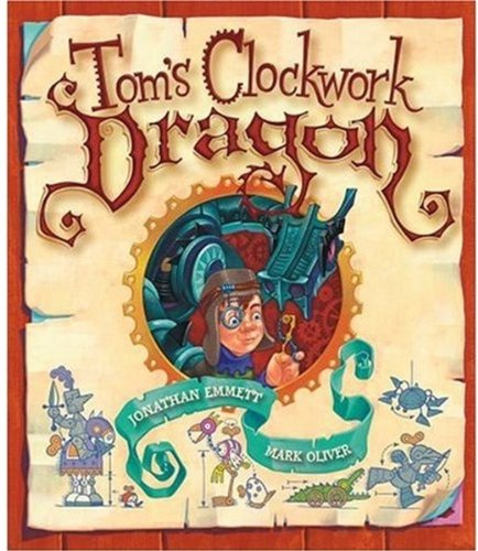 9780192763358: Tom's Clockwork Dragon