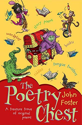 9780192763419: The Poetry Chest