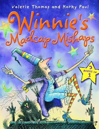 9780192763570: Winnie's Madcap Mishaps. Valerie Thomas and Korky Paul