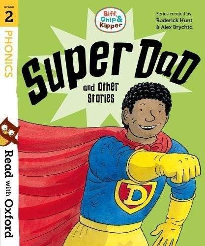 9780192764201: Read with Oxford: Stage 2: Biff, Chip and Kipper: Super Dad and Other Stories