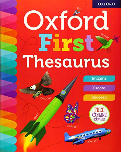 9780192767158: Oxford First Thesaurus (Oxford Dictionaries)