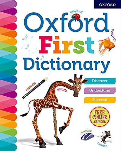 9780192767202: Oxford First Dictionary