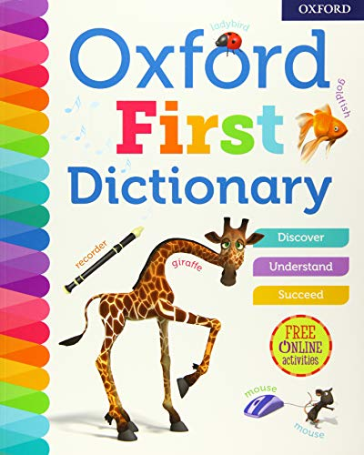 9780192767219: Oxford First Dictionary (Oxford Dictionaries)