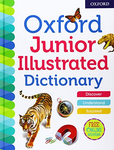 9780192767226: Oxford Junior Illustrated Dictionary (Oxford Dictionaries)