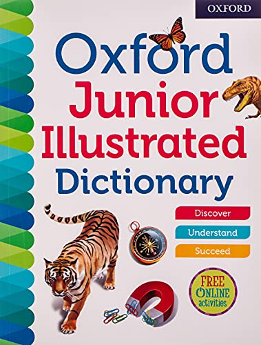 9780192767233: Oxford Junior Illustrated Dictionary (Oxford Dictionaries)