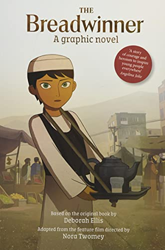 9780192768568: The Breadwinner Graphic Novel (The Breadwinner Collection)