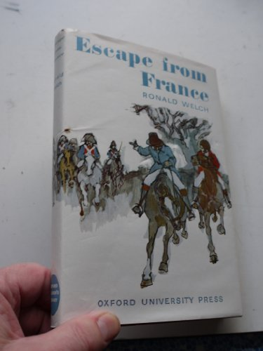 9780192770530: Escape from France (Oxford Children's Library)