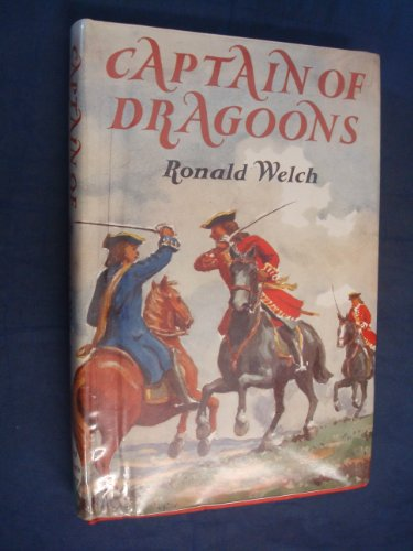 9780192770653: Captain of Dragoons (Oxford Children's Library)