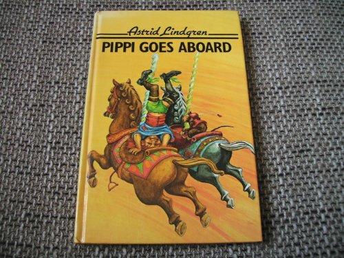 9780192770837: Pippi Goes Aboard