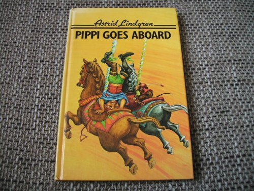 9780192770837: Pippi Goes Aboard
