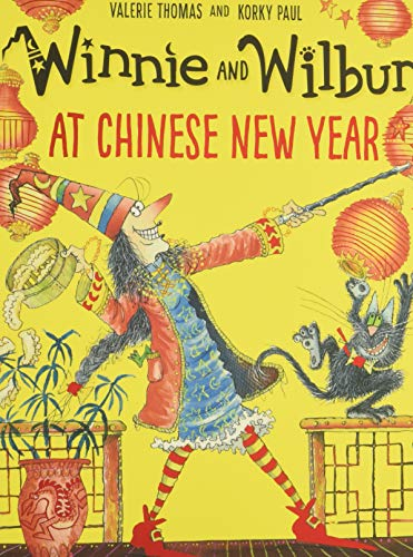 9780192772374: Winnie and Wilbur at Chinese New Year (Thomaspaul)