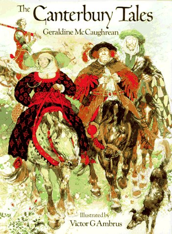 9780192781093: The Canterbury Tales (Oxford Illustrated Classics Series))