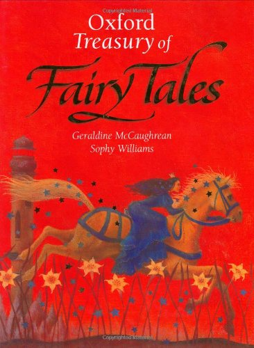 9780192781284: The Oxford Treasury of Fairy Tales