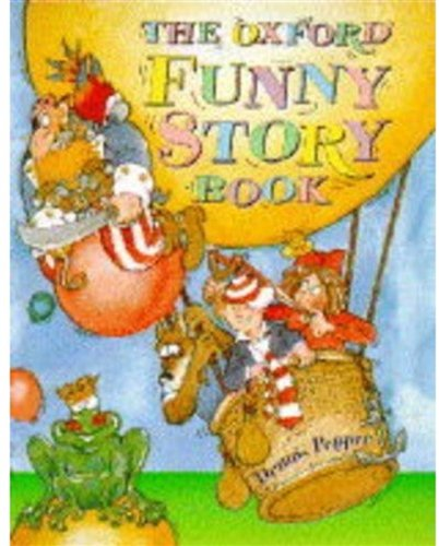9780192781420: The Oxford Funny Story Book