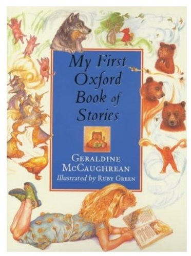 9780192781871: My First Oxford Book of Stories