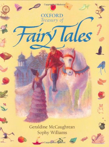 9780192782243: Oxford Treasury of Fairy Tales
