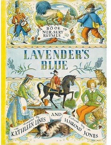 Lavender's Blue: Lines. Kathleen