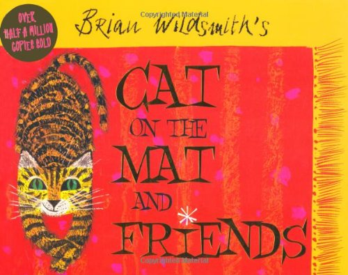 9780192789815: Cat On the Mat and Friends
