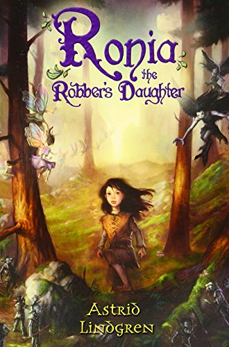 9780192789945: Ronia, The Robber's Daughter