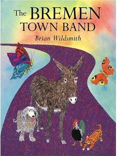 9780192790347: The Bremen Town Band