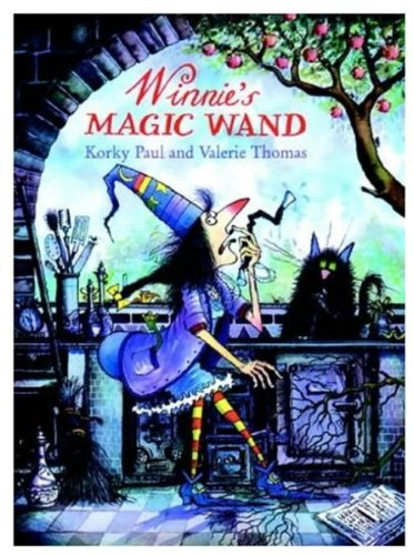 9780192790811: Winnie's Magic Wand (Winnie the Witch)