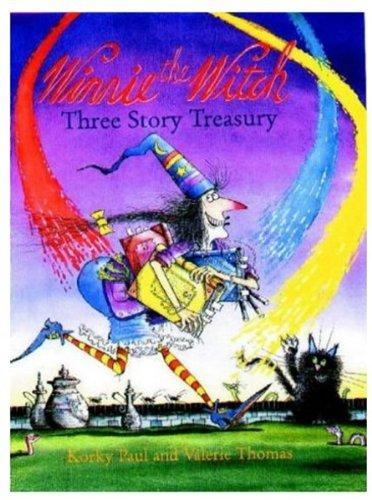Winnie the Witch: Three Story Treasury: Paul, Korky, Thomas, Valerie