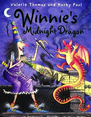 Winnie's Midnight Dragon (9780192791016) by Valerie Thomas