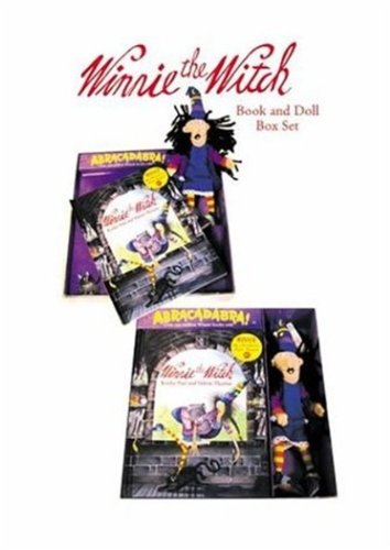 9780192791412: Winnie the Witch Book and Doll Boxed Set