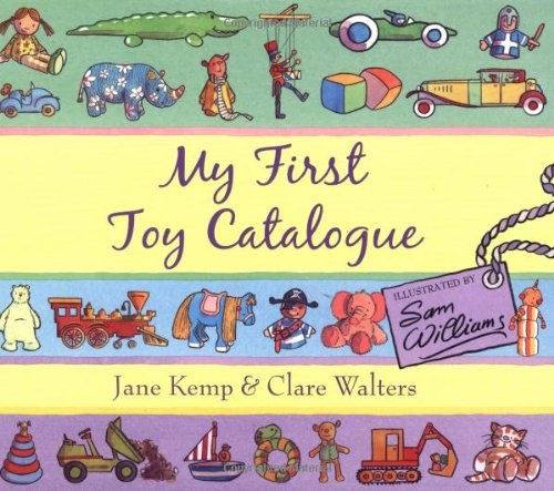 9780192791474: My First Toy Catalogue