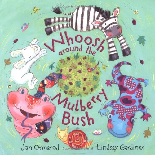9780192791733: Whoosh Around the Mulberry Bush