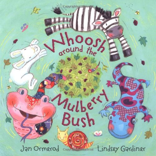 9780192792082: Whoosh Around the Mulberry Bush