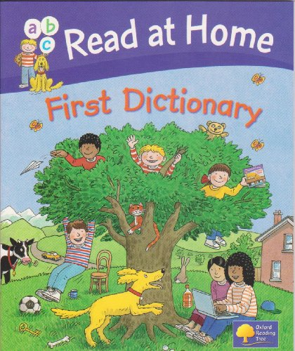 9780192792273: Read at Home : First Dictionary (Oxford Reading Tree)