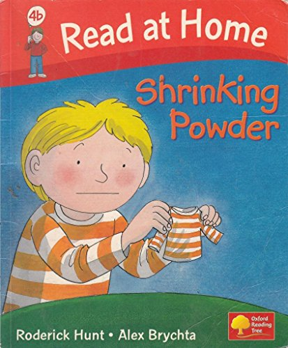 9780192792358: Shrinking Powder (Read At Home Level 4b)